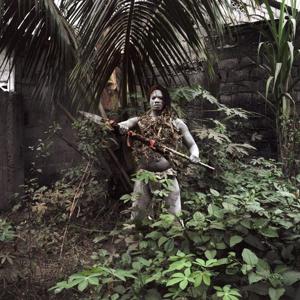 Congolese Wrestler Mabokotomo