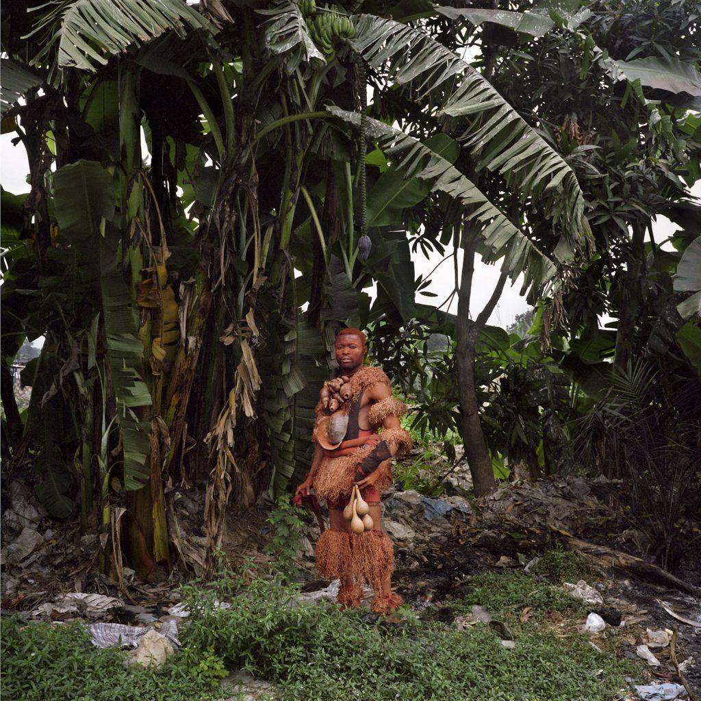 Congolese Wrestler Gsac Malewa