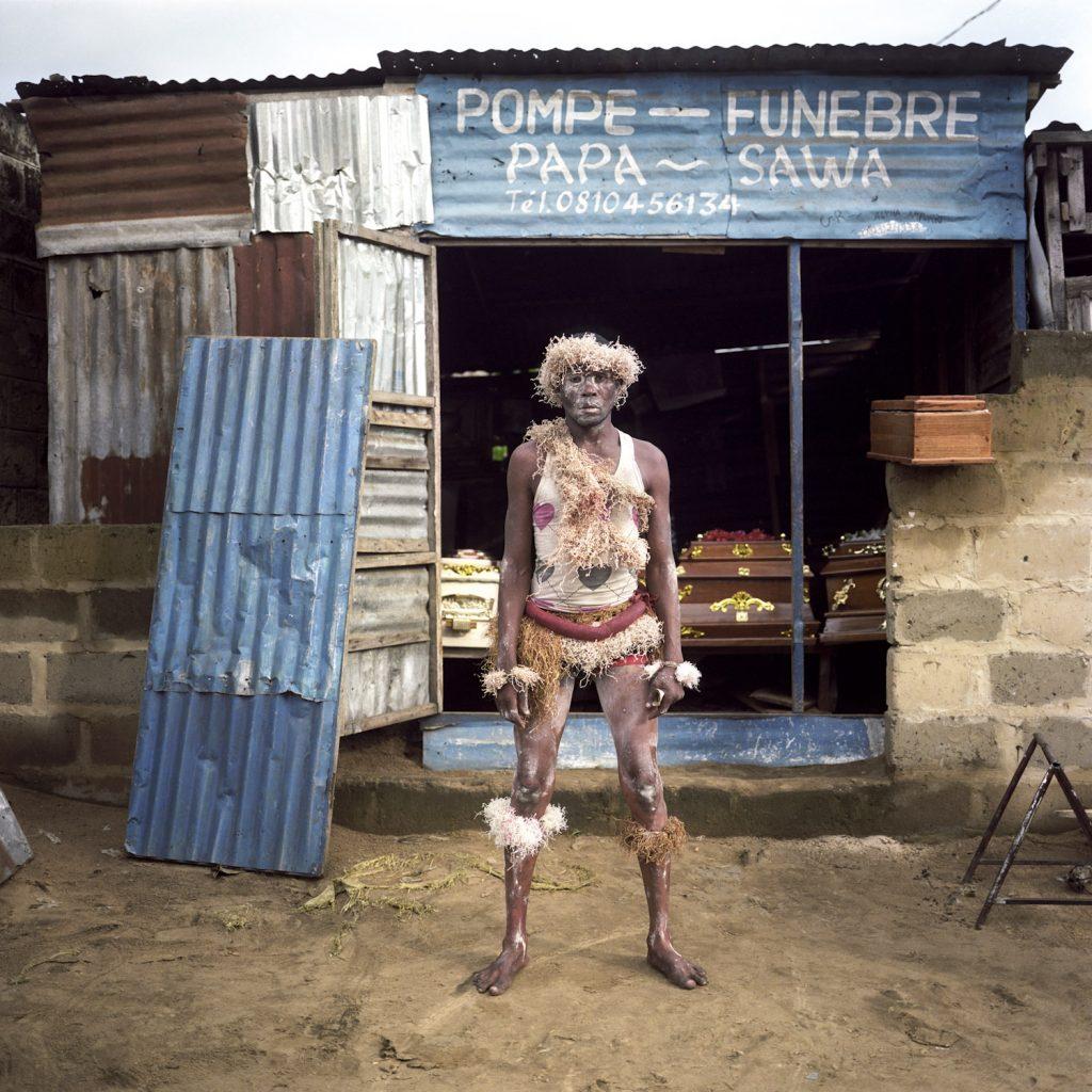Congolese Wrestler Mengu Mengu