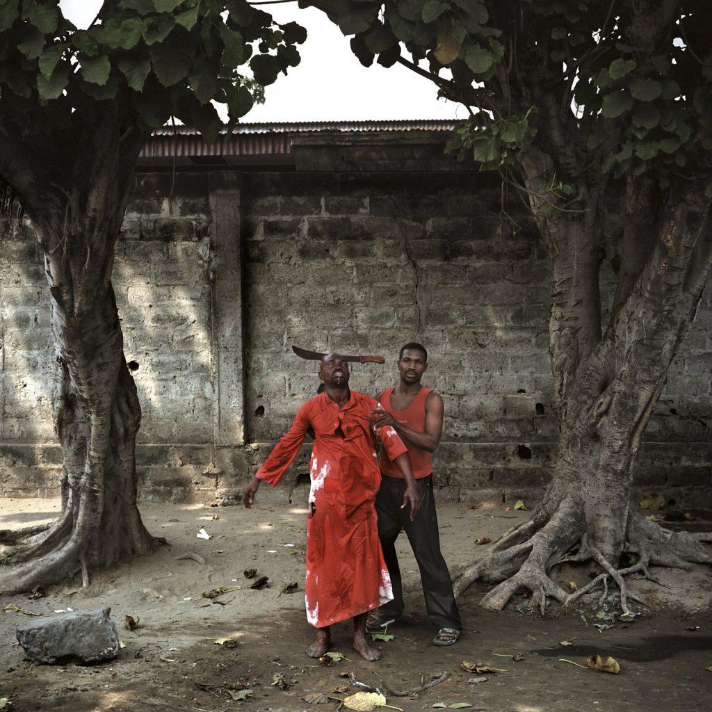 Congolese Wrestles Les jumeaux