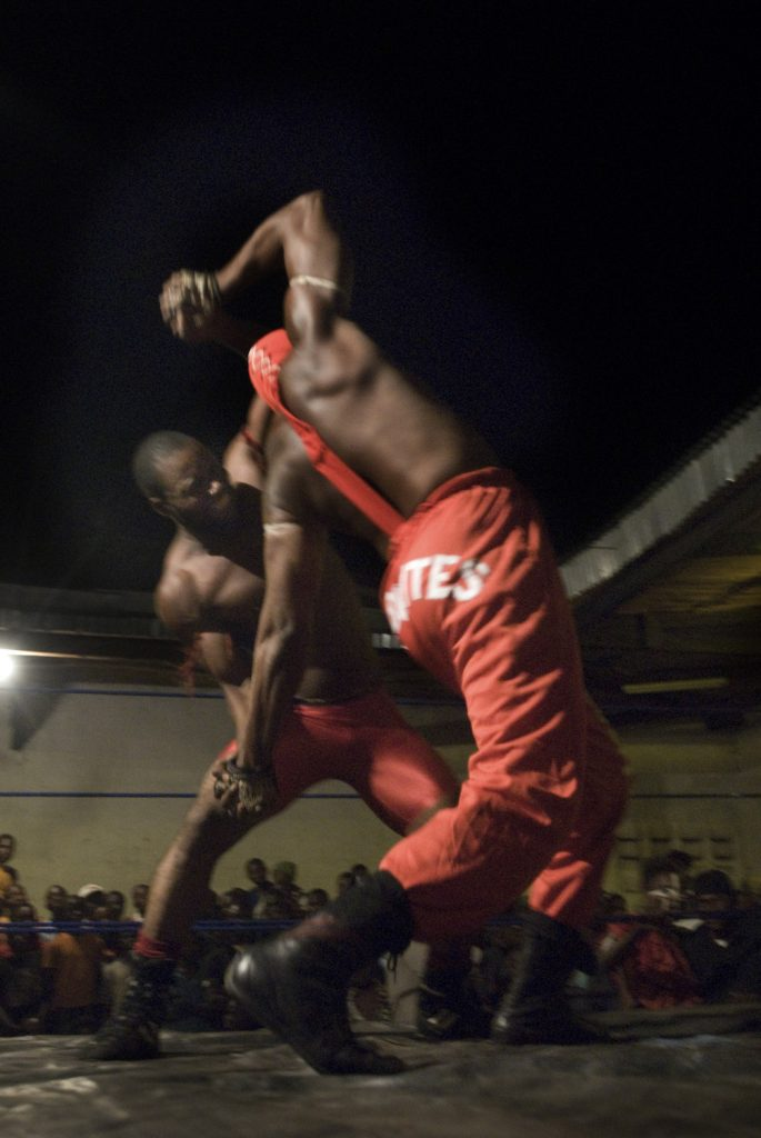 Catch à Kinshasa