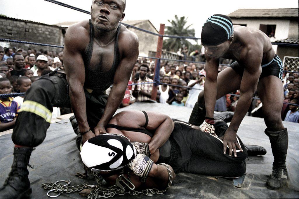 Combat entre Six bolites et force Cinq à Matete, commune populaire de Kinshasa.