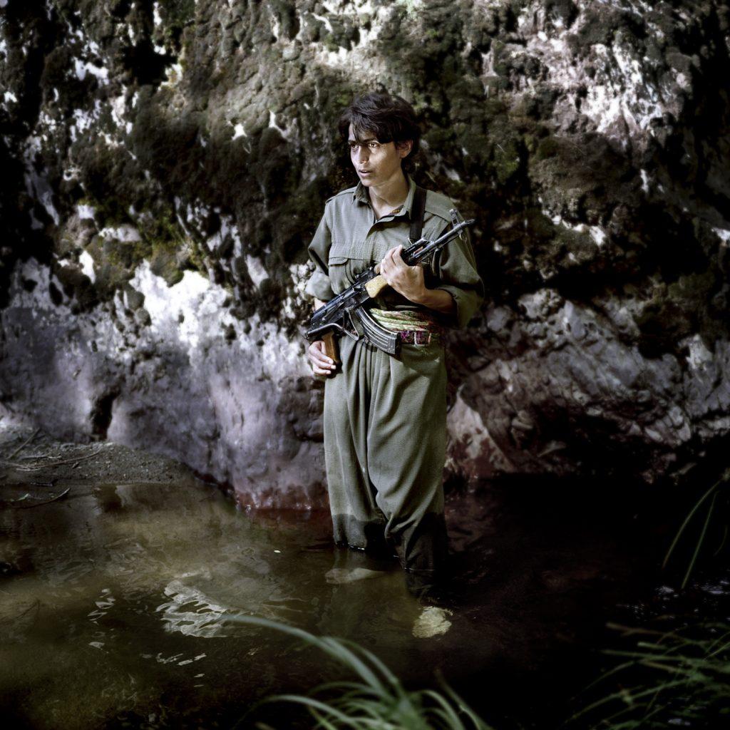 Amazones du Pkk
